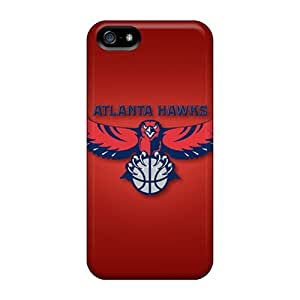 (Aul47301guuQ)durable Protection Cases Covers For Iphone 5/5s(atlanta Hawks)