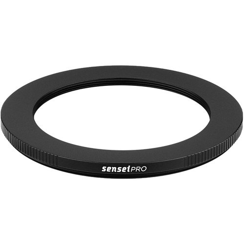 Sensei PRO 77mm Lens to 58mm Filter Aluminum Step-Down Ring(4 Pack) by Unknown
