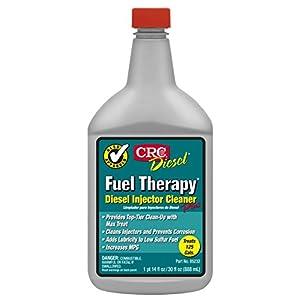 CRC 05232 Diesel Fuel Therapy Diesel Injector Cleaner Plus - 30 Fl Oz.