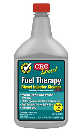 (CRC 05232 Diesel Fuel Therapy Diesel Injector Cleaner Plus - 30 Fl Oz.)