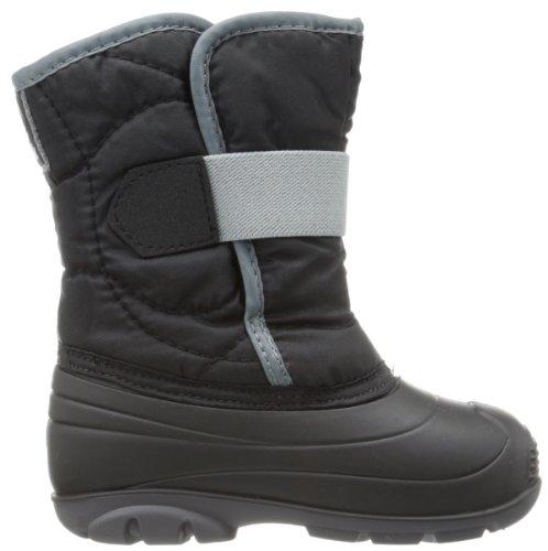 toddler Noir Kid Snowbank2 Footwear Insulated little Kamik Boot Kid big wU16IIzqx