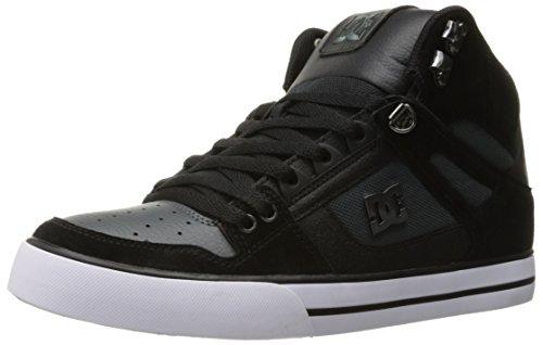 Dc Spartan Hi Wc Se D0303358 Herren Sneaker Nero / Grigio Dk