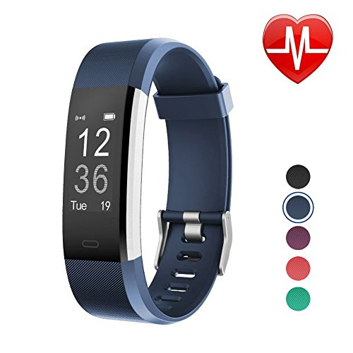 LETSCOM Fitness Tracker HR Activity Tracker Watch & Heart Rate Monitor Deal (Large Image)