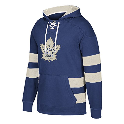 NHL Tampa Bay Lightning Ccm Pullover Jersey Hood, Dark Blue, (Tampa Bay Lightning Fleece)