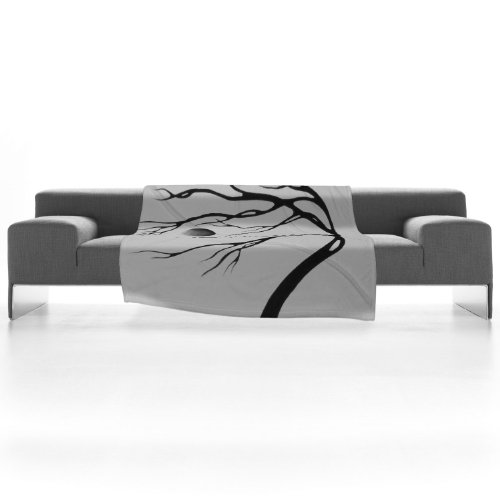 Deny Designs Madart Inc. Modern Dance Moon Song Fleece Throw Blanket, 30 x 40 by DENY Designs (Image #1)