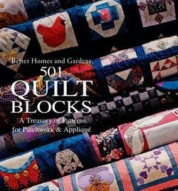 Joan Lewis: 501 Quilt Blocks a Treasury of Patterns for Patchwork and Applique (Paperback); 1995 Edition ()