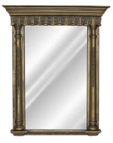 Hickory Manor House HM6519GW HM6519GW Acanthus Mirror/GW Gold Wash HM6519GW Acanthus Mirror/GW Gold Wash