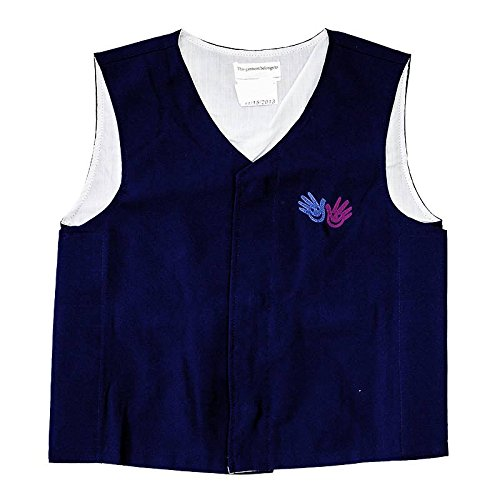 Fun and Function's Blue Weighted Vest Medium (4-6) by Fun and Function (Image #2)