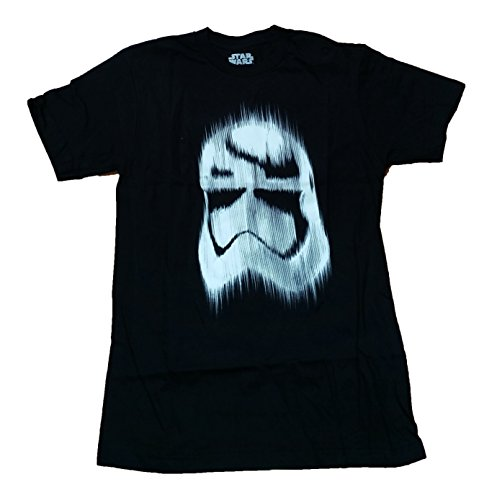 Star Wars Stormtrooper Helmet Graphic T-Shirt - Large