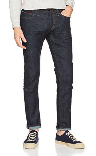 Scanton Tommy Blau Comfort Rinsc Uomo Slim 498 rinse jeans PHnrSPR