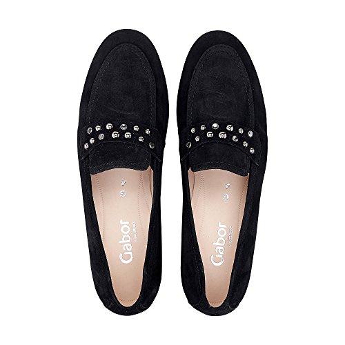 Pantofola Gabor Da Donna Florence Blu-scuro