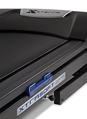 XTERRA TR300 Treadmill, Black