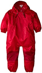Tuffo Muddy Buddy Coveralls, Red, 60 Months