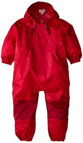 Tuffo Muddy Buddy Coveralls, Red, 60 Months ()