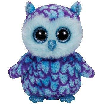 Ty Beanie Boos Oscar The Owl   Medium