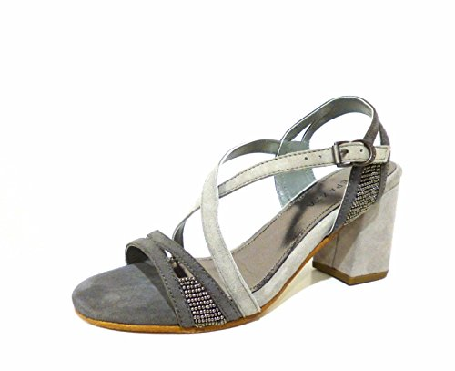 with Suede Pal Shoes Women's Apepazza Strap 10 CwXqBxR