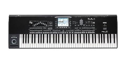Korg Pa3X - 76 - Key Portable Keyboard (Korg Mp3)