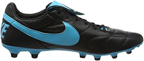 Negro fútbol Azul Premier II Gamma Botas de Hombre Negro para Nike FG 004 Negro The wYUxWqRFwv