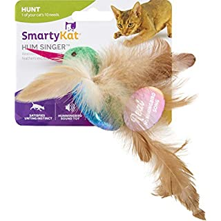 SmartyKat Electronic Sound, Motion or Light Cat Toys
