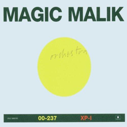Magic Malik: Orchestra (2 CD 00-237, XP-I)