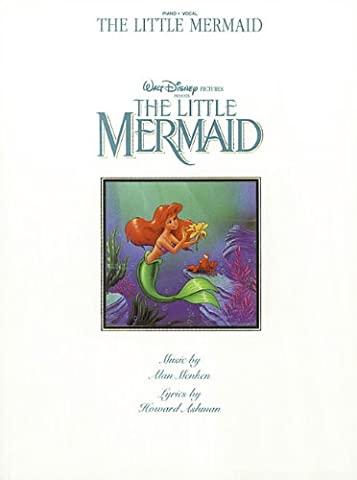 The Little Mermaid (Piano-Vocal) (Tv Tunes For Guitar)