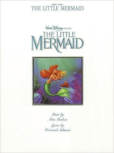 Amazon com: The Little Mermaid (Piano-Vocal) (9780793500000