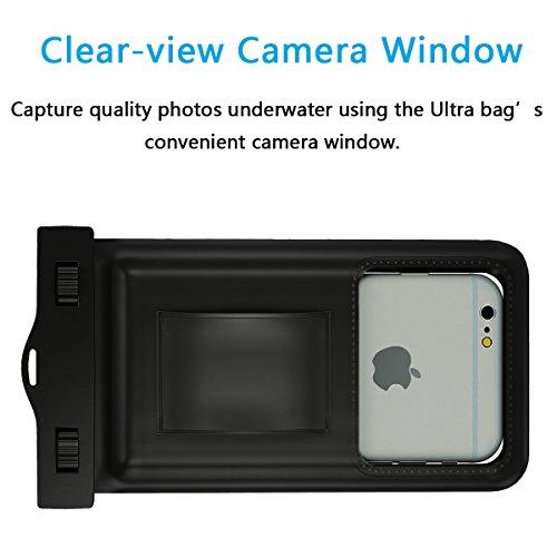waterproof case ubegood universal waterproof dirtproof