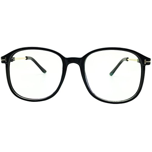 c5395f3bb92 Amazon.com  Lasree Oversize Reading Glasses +2.50 Lenses Mens Womens  Readers Tortoise Frame Longsighted Spectacles  Health   Personal Care
