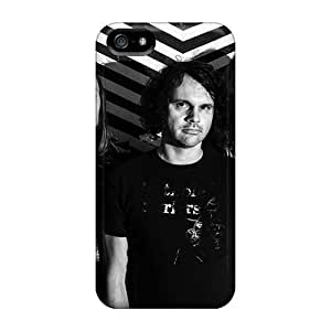 Best Cell-phone Hard Covers For Iphone 5/5s With Custom Vivid Apocalyptica Band Skin EricHowe