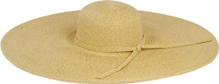 San Diego Women's Ultrabraid X Large Brim Hat,Toast,One Size