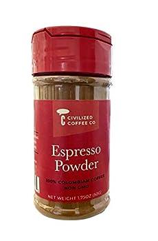Civilized Coffee Espresso Powder