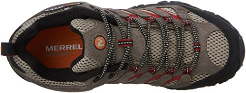 Merrell Men's Moab Ventilator Multisport Shoe (13 D(M) US, Grey Rust)