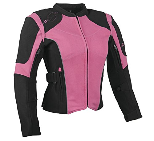 Speed and Strength Women's Comin' In Hot Textile Pink Jacket, M
