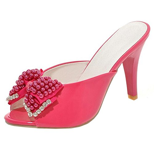 cherry 1 Heels Sandali su Scivolare Mode Melady Mules Donne zaAPa