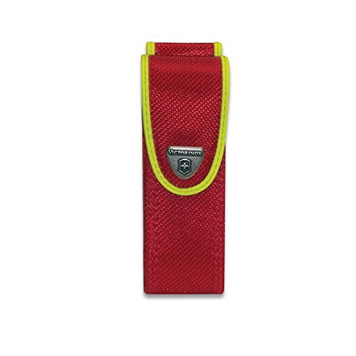 Victorinox Pouch Rescue Nylon Multi-Tool, Red/Yellow
