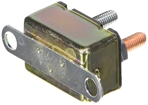 Bussmann Cbc 50Hb Circuit Breaker  Type I Heavy Duty Automotive With Stud Terminals And Bracket   50 A   1 Pack