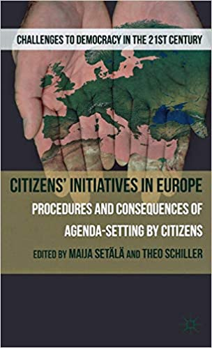 Citizens Initiatives in Europe: Procedures and Consequences ...