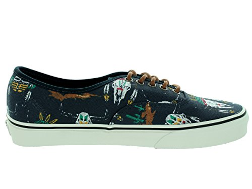 Desert Authentic Graphite Blue Tribe Vans AO7SPfOq