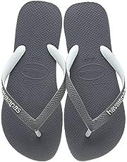Havaianas Top Mix Steel Grey/Steel Grey Thongs