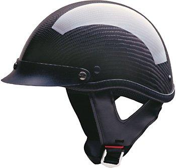 HCI-100 Carbon Fiber 1/2 Helmet-XL