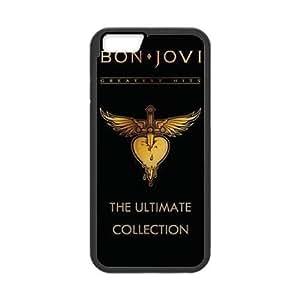 "LTTcase Customised Bon Jovi Case for iphone 6 plus 5.5"""