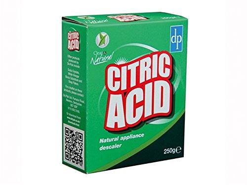 CLEAN AND NATURAL CITRIC ACID POWDER by Dri Pak
