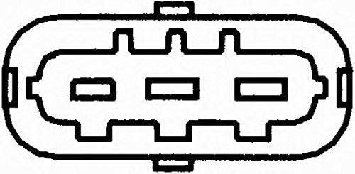 HELLA Sensor Nockenwellenposition 6PU 009 121-041