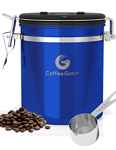 Coffee Canister Fresher Stainless Container product image
