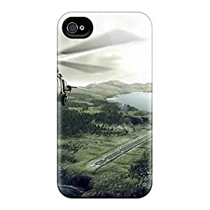 Premium Operation Flashpoint Dragon Rising Back Cover Snap On Case For Iphone 4/4s