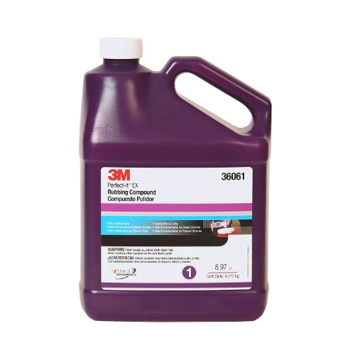 Check expert advices for 3m polishing compound gallon?