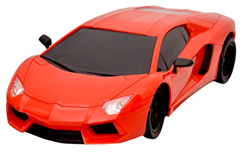 Sunshine Lamborghini Remote Control Car, Rechargeable, Full Function, Red