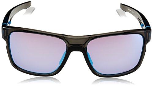 Gris Smoke Prizmsapphiresnow OO9361 CROSSRANGE Oakley Sonnenbrille Grey Cnwx6FROBq