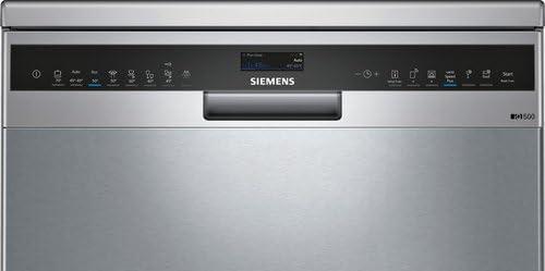 Siemens iQ500 SN258I06TE lavavajilla Independiente 14 cubiertos A ...