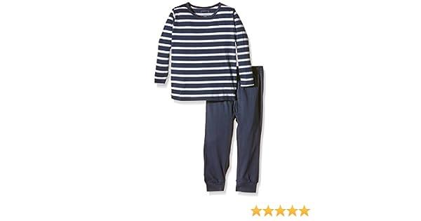 Pijama Ni/ños NAME IT NITNIGHTSET Bright White K G Noos